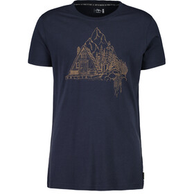 Maloja TarsousM. - T-shirt manches courtes Homme - bleu